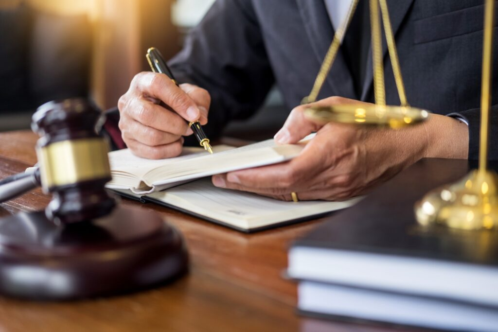 Real Estate Judge at THB Law Group